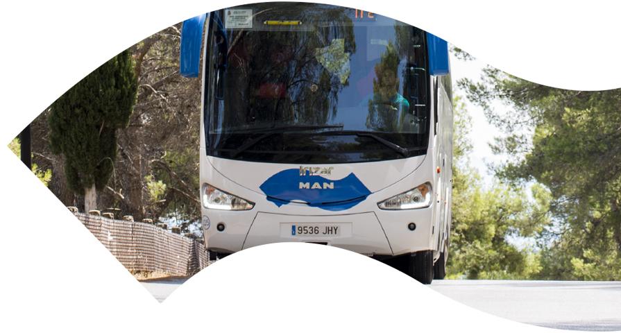 Autocares UREÑA - Transporte discrecional