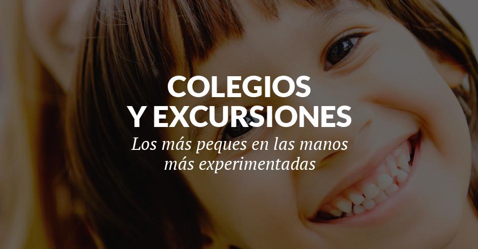 Transportes Ureña de Jaén - Colegios y excursiones