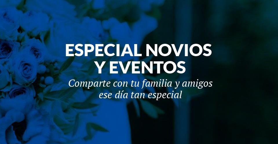 Transportes Ureña de Jaén - Novios y eventos